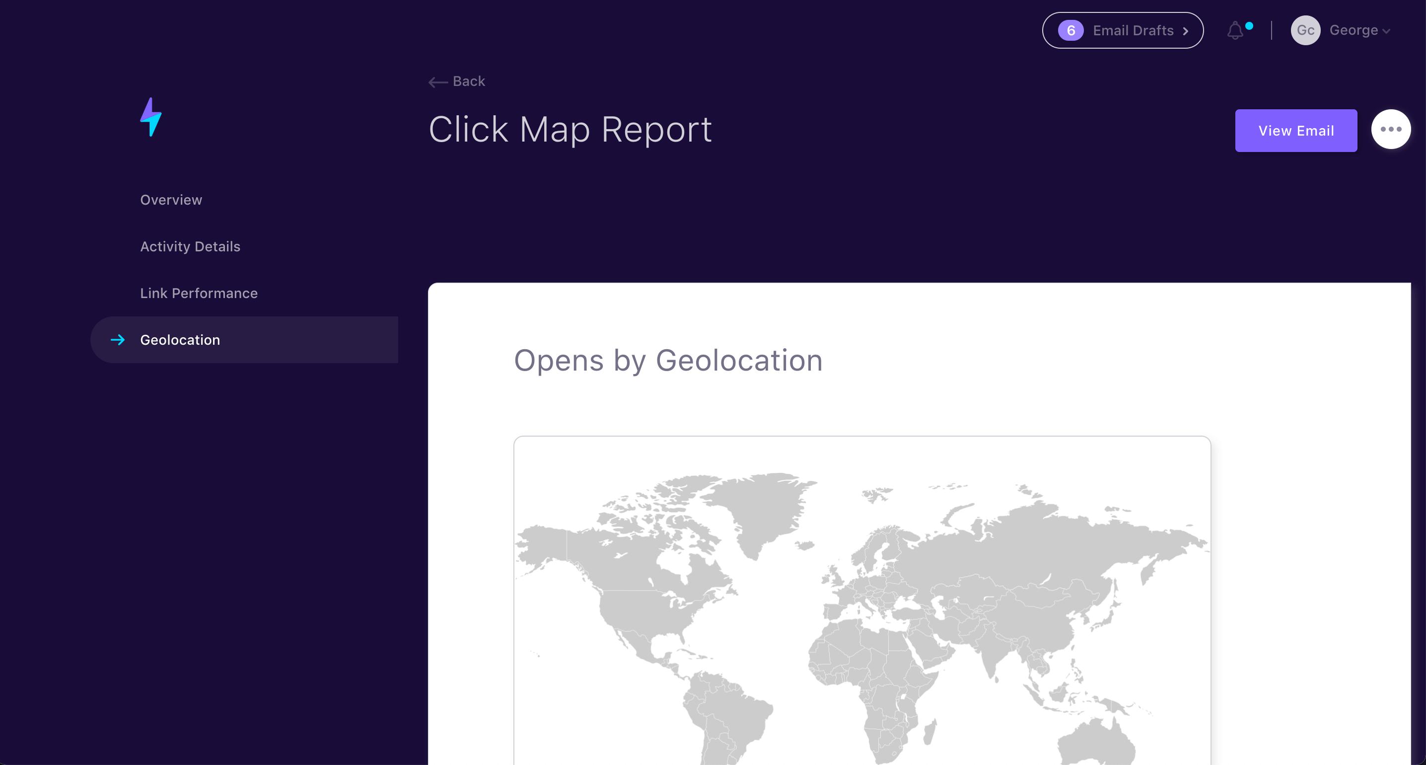 mailzapp click map