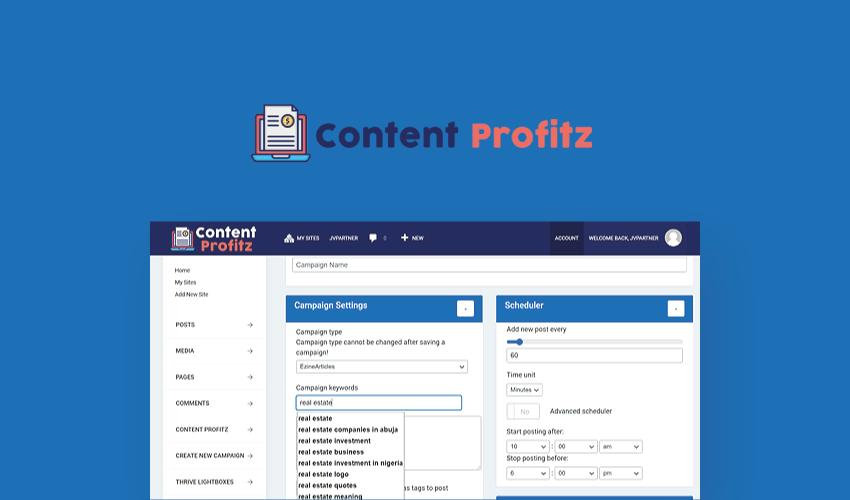 content profitz featured